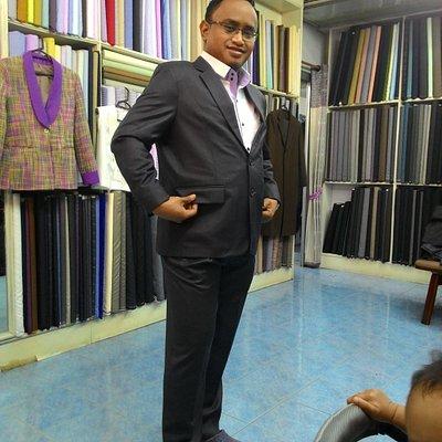 My 2015 suit!!  Masterpiece of Mr Giri
