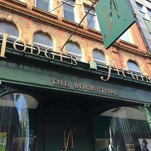Hodges Figgis Bookstore