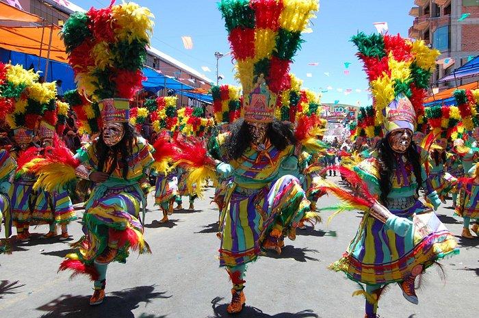 Carnaval de Oruro 2014