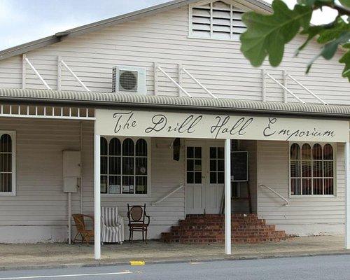 The Drill Hall Emporium