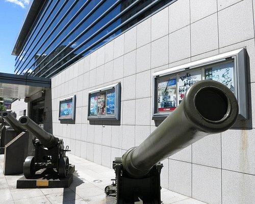 国軍歴史文物館の外観