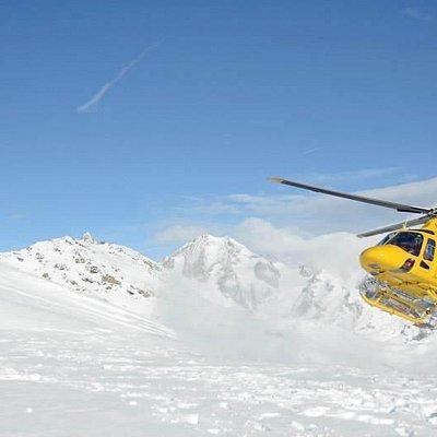 Héli-ski