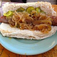 """""""Pitt Leveller"""" - just add chipotle sauce !"""