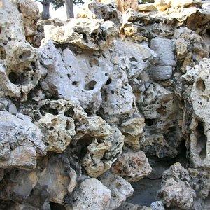 Элемент каменной формации