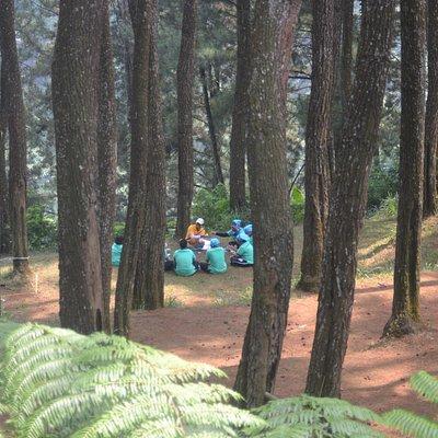 Outbound di Sukamantri Camping Ground