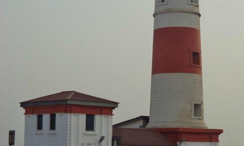 The James Town Lighthouse, Accra, Ghana