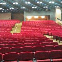 La sala del Teatro (foto scattata da me)