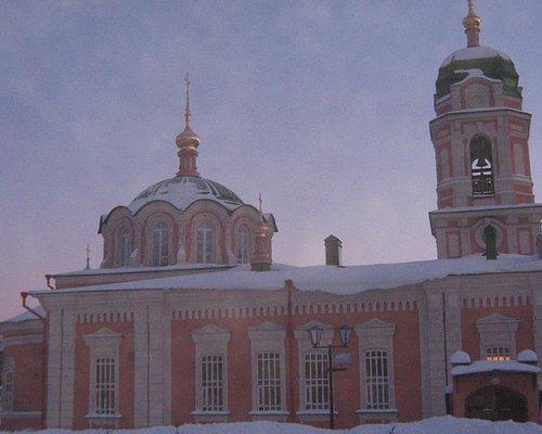 Монастырь после реставрации