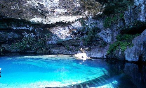 Cenote Yaxbakaltun