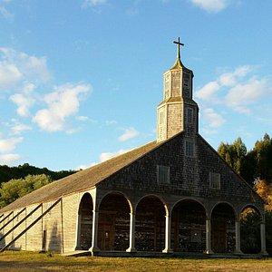 Quinchao church, Quinchao, Chiloe