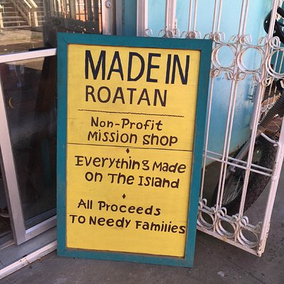 Made In Roatan