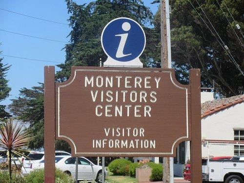 Monterey Visitor Center, Monterey, Ca