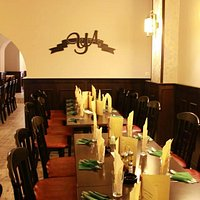 We also offer a non-smoking dining area