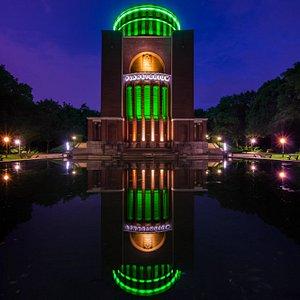 Das kosmische Schauspielhaus im Hamburger Stadtpark