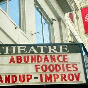 Secret Improv Society - Shelton Theater - San Francisco, Ca