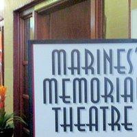 Marines Memorial Theater, San Francisco, Ca
