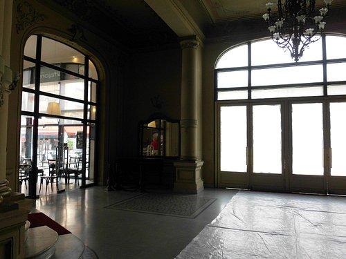Interior do Teatro