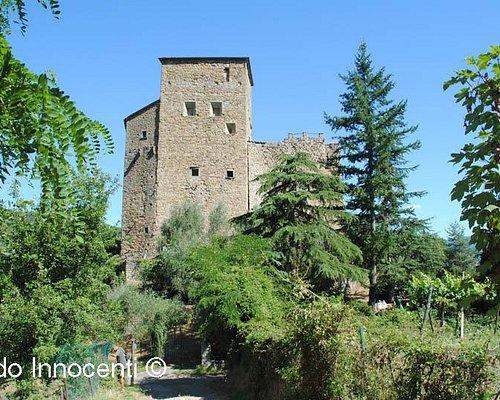 Castello dei Conti Guidi a Castel San Niccolò