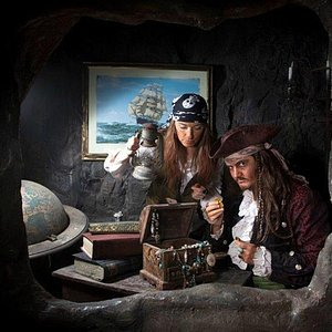 Discover Pirate's Cove at Pirate's Quest Newquay