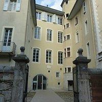 Hôtel de Cordon - Centre d'interprétation de l'architecture et du patrimoine