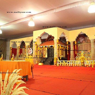 bhagavathamritha sathram 2014 at malliyoor