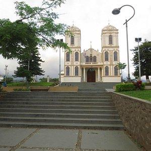Sarchi's church