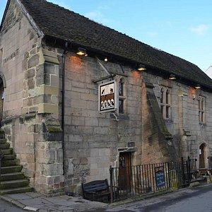 Our historic Pub
