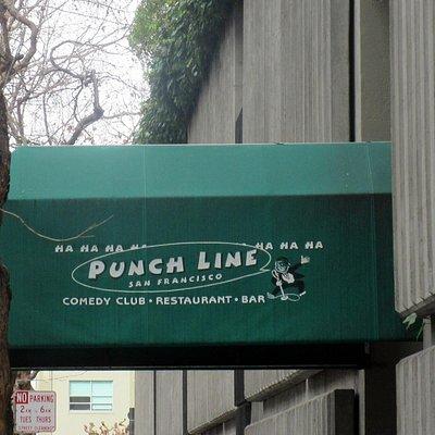 Punch Line Comedy Club, San Francisco, Ca