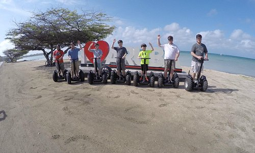 Welcome to Segway Aruba