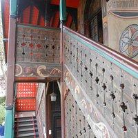 escalier de St Serge