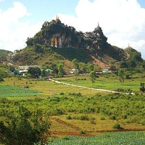 Dalla strada per Mandalay