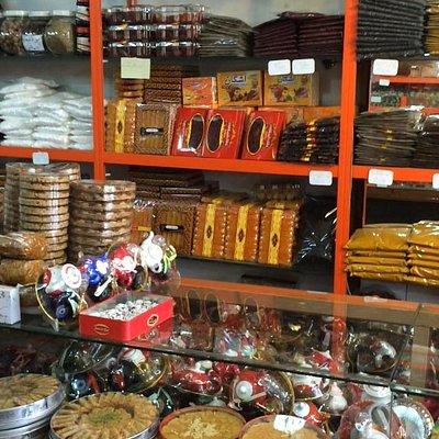 Interior of Seyedi Saffron