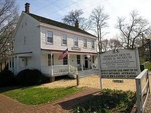 The Freeman Store and Museum.
