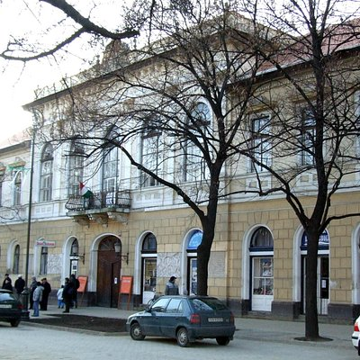 Kéky Lajos Művelődési Központ főbejárat