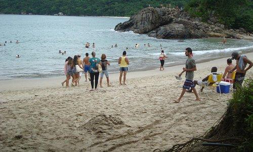 Praia sem perigo