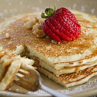 Flapjacks from Scratch available Sat & Sun 9:00am-2:00pm