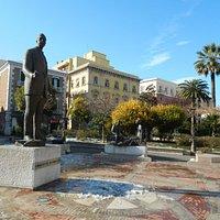 Statua: Umberto Giordano
