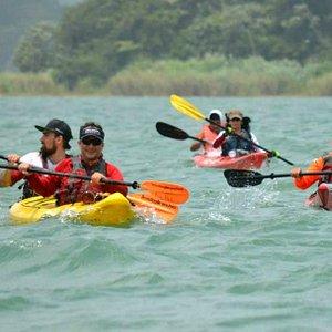 Chagres Kayaking