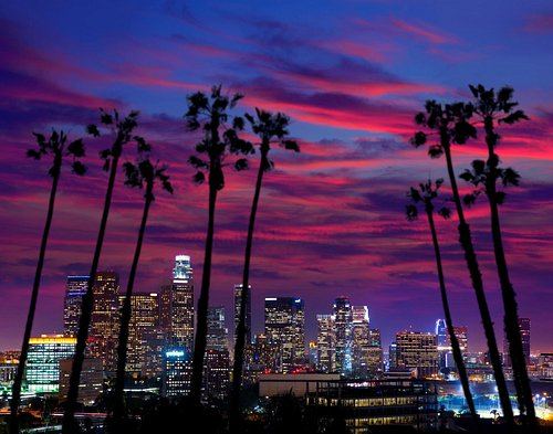 Beautiful Downtown Los Angeles