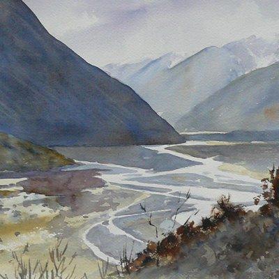 Boyle River, Lewis Pass