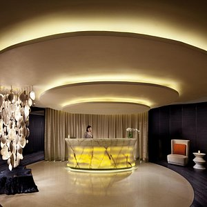 The Ritz-Carlton Spa, Hong Kong