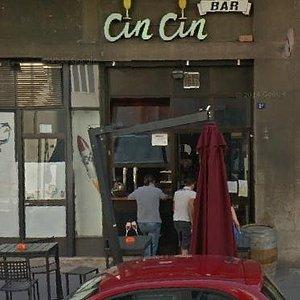 Bar CIN CIN