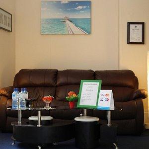 Massage Reception in Dublin 1