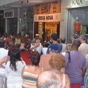 Live music on the 31/12/2014 at the Toca de Vinicius