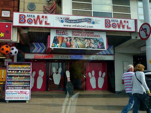 MFA Bowl, Blackpool