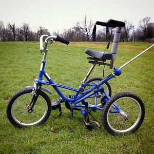 Disability bikes