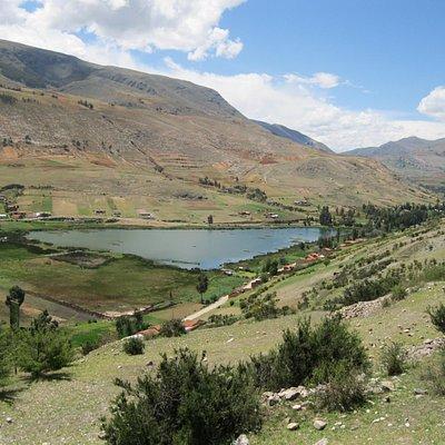 Laguna Ñahuinpuquio