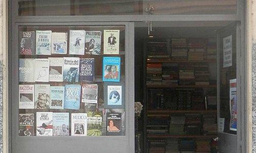 Ingresso della Libreria