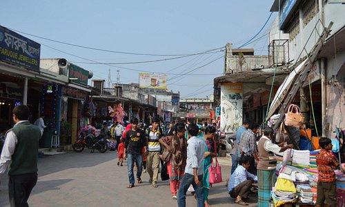 New Market, Dhaka