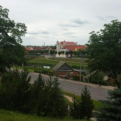 Old town view.